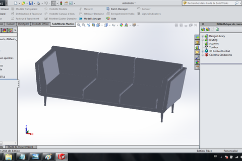 Tutorial how to import sketchup files to solidworks for How to import stl into sketchup