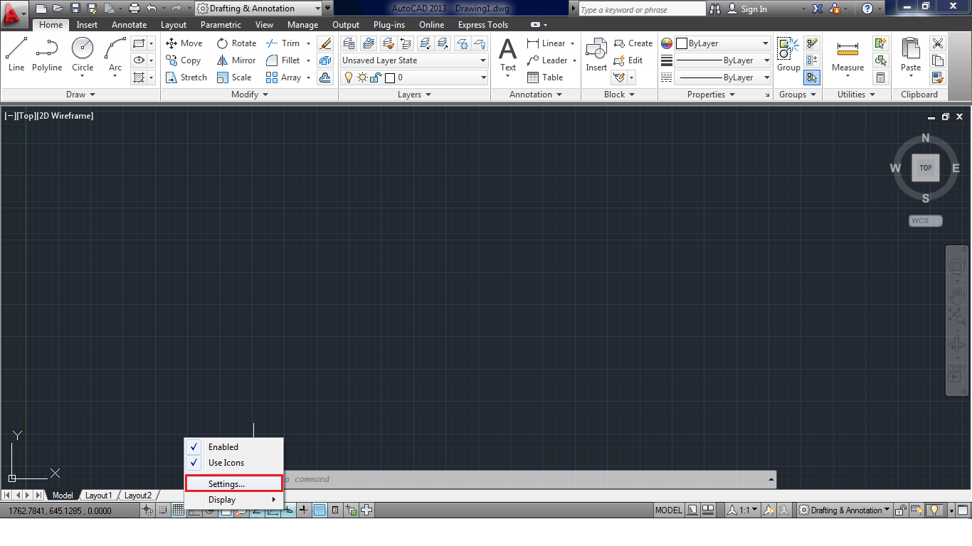 how can make isometric drawing in autocad? | GrabCAD Questions