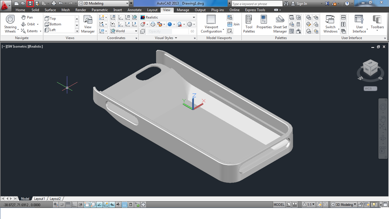 How to convert a  step file into a solid object in autocad   GrabCAD