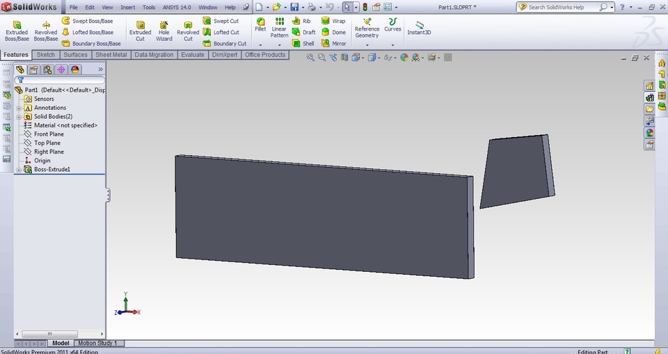 Tutorial ptc creo parametric - Creo projects ...