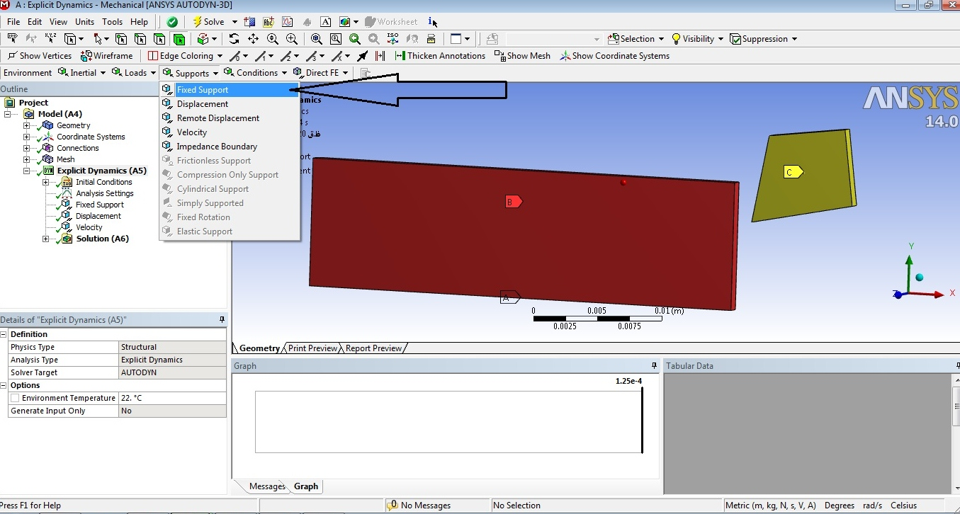Workbooks recovery dynamics worksheets : tutorial 6 ( ansys workbench ) / ( cutting tools simulation - GrabCAD