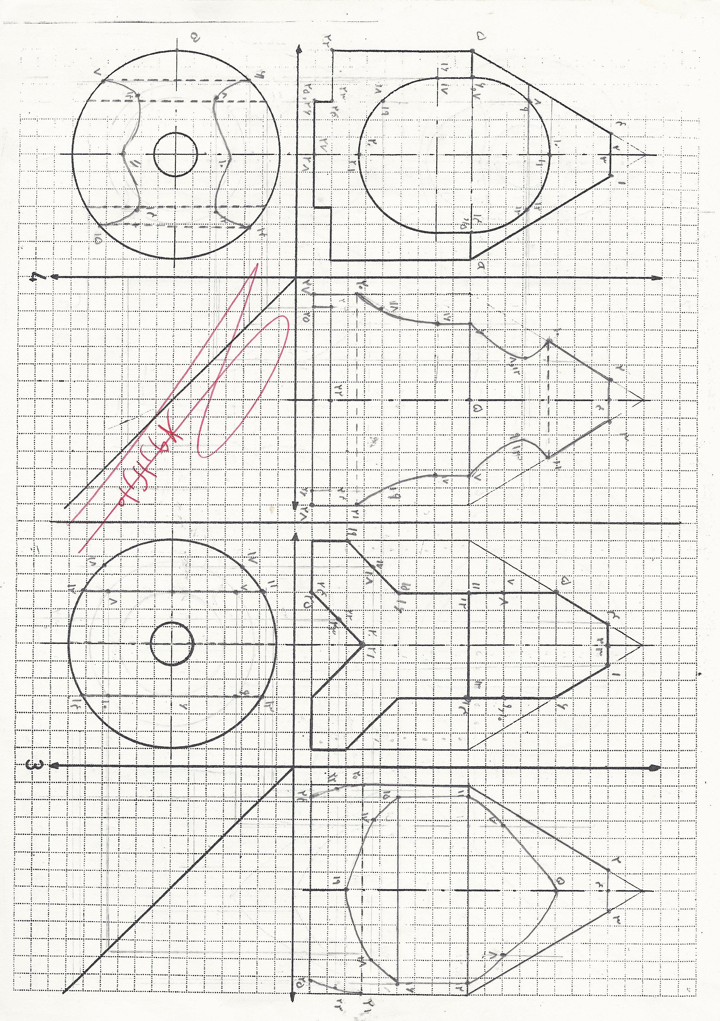 tutorial 10 : Engineering Drawing   GrabCAD Tutorials