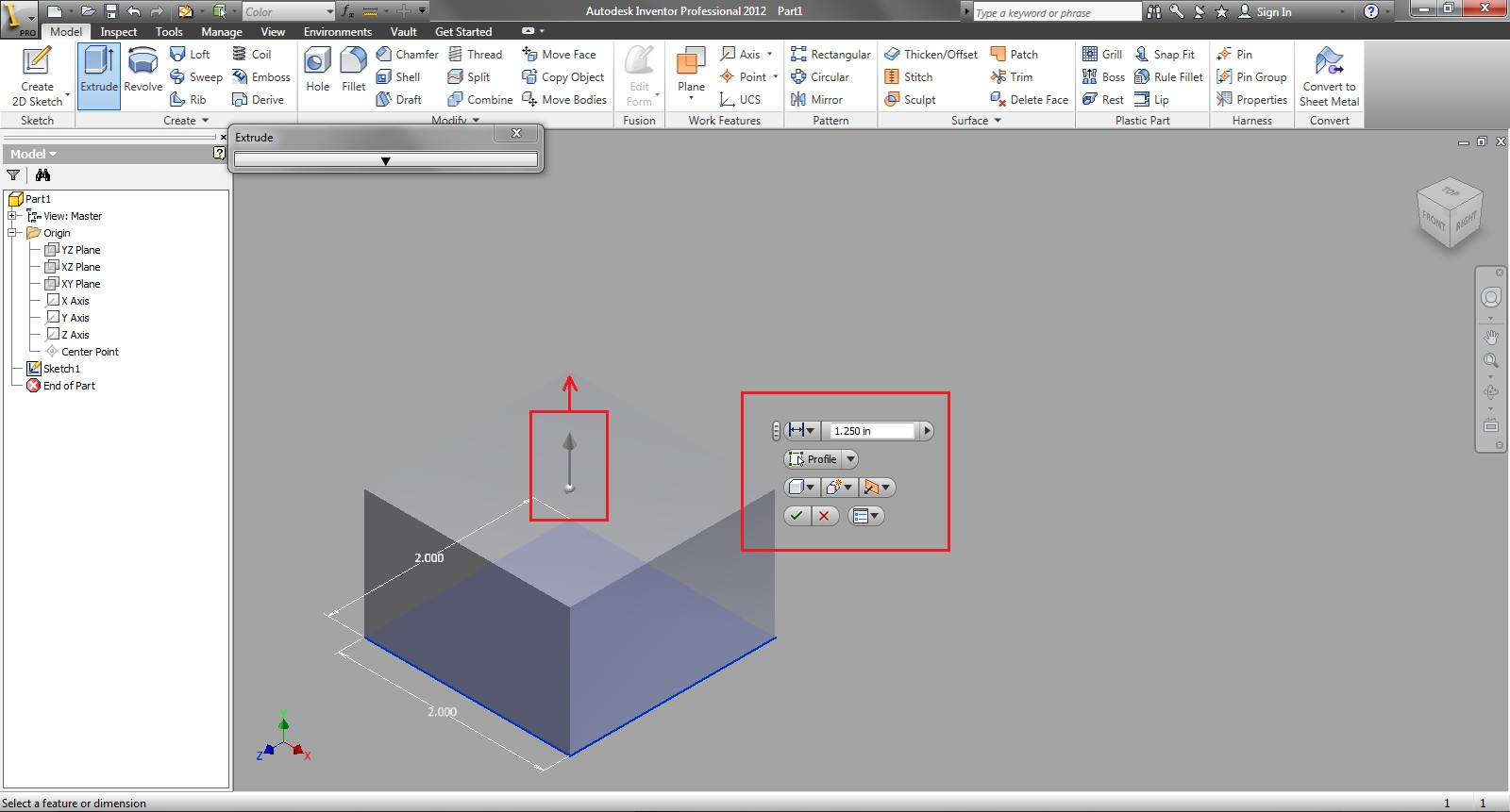 Tutorial: [BEGINNERS] Introduction to Autodesk Inventor | GrabCAD