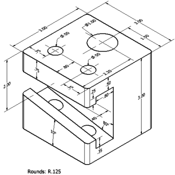 Does anybody know where can I get fully dimensioned
