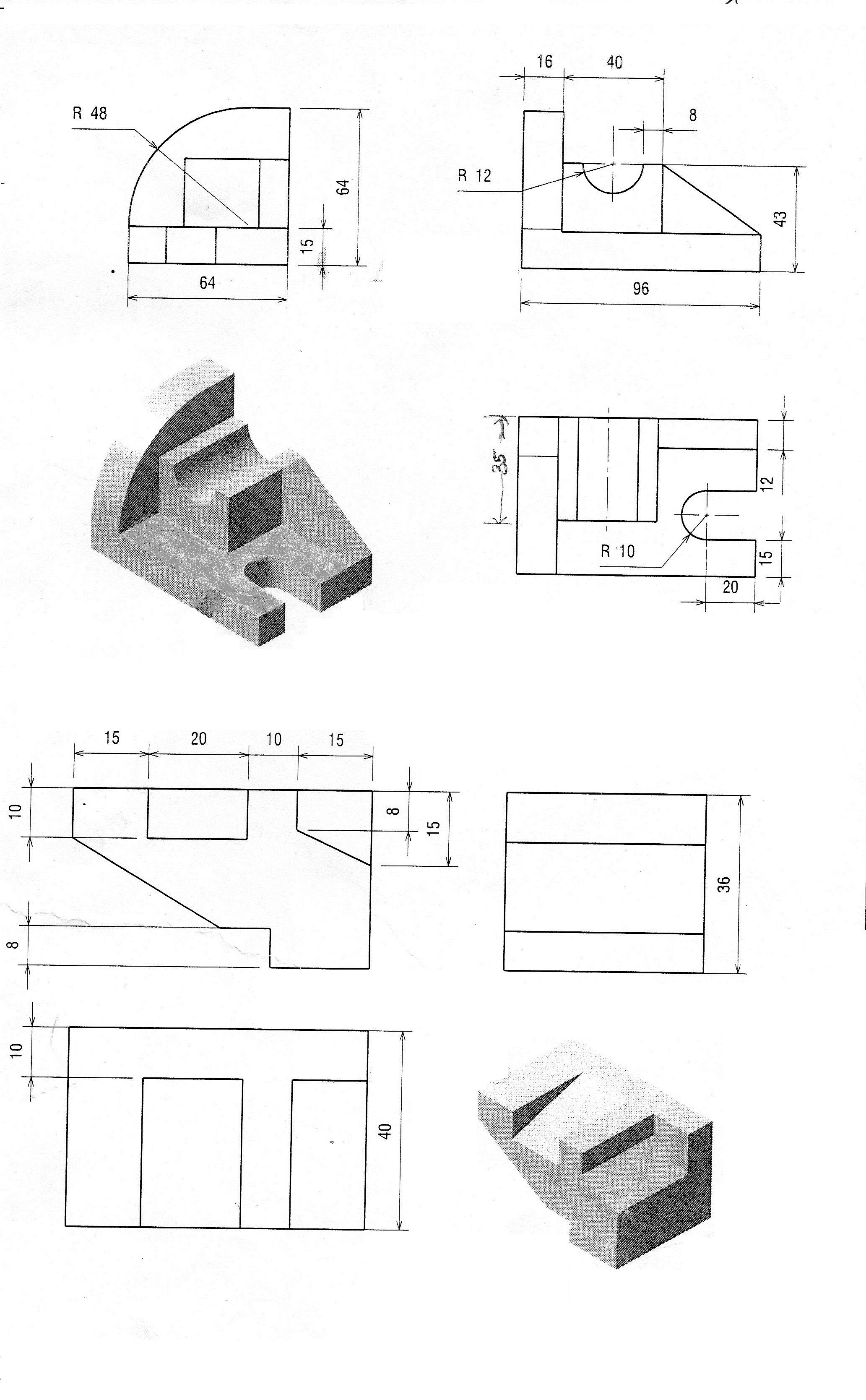 part drawings for practice pdf