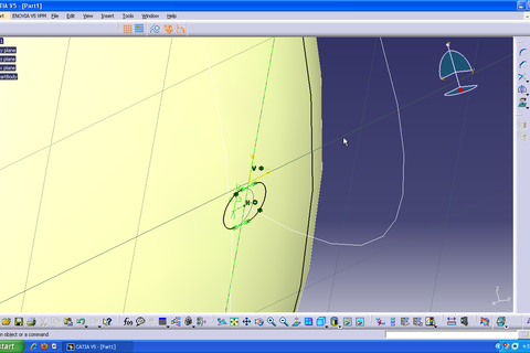 PDF MODELLING CATIA SURFACE