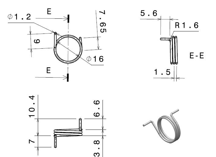 Hex nut drawing | solidworks tutorials.