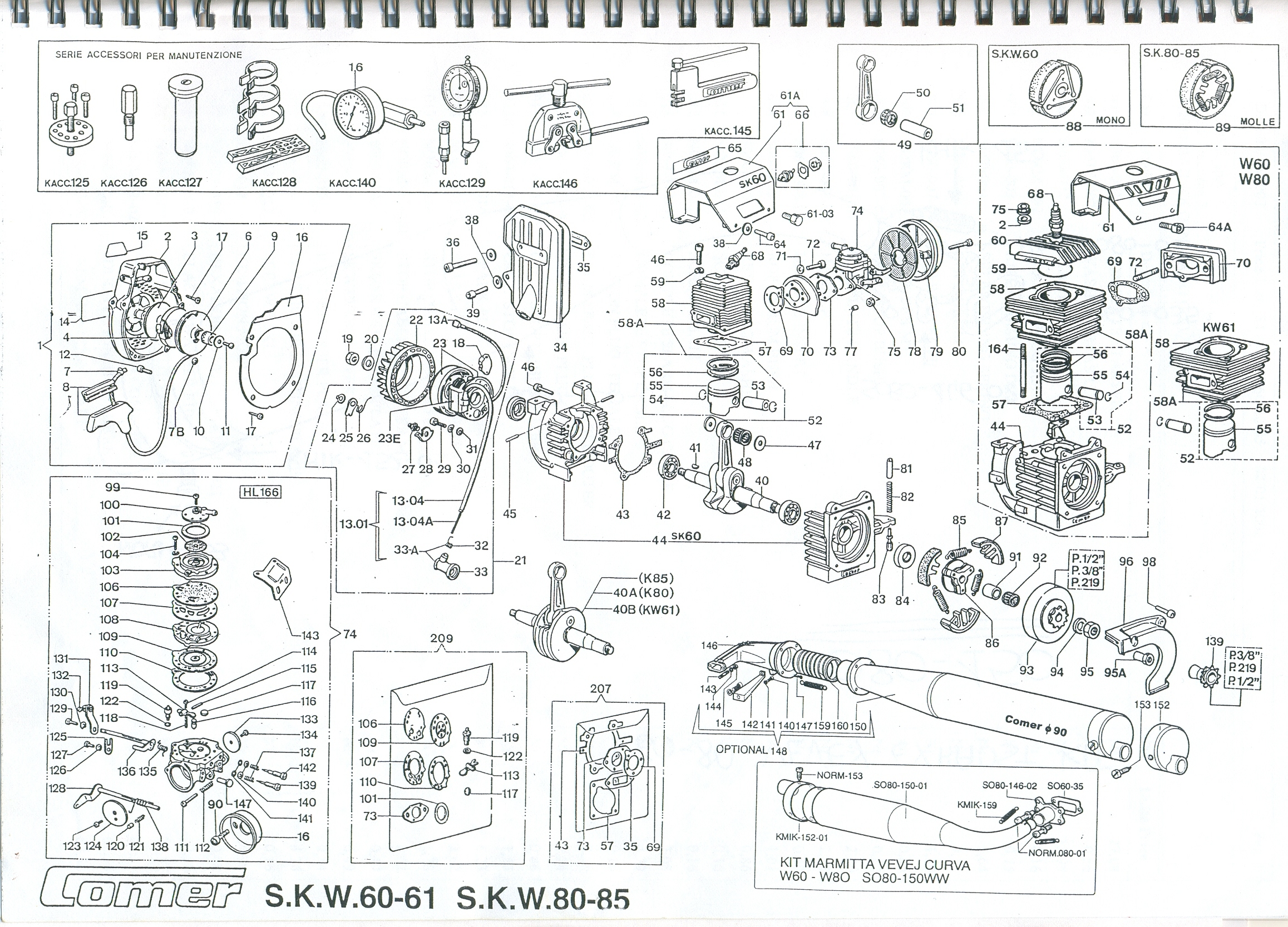 go kart engine diagram