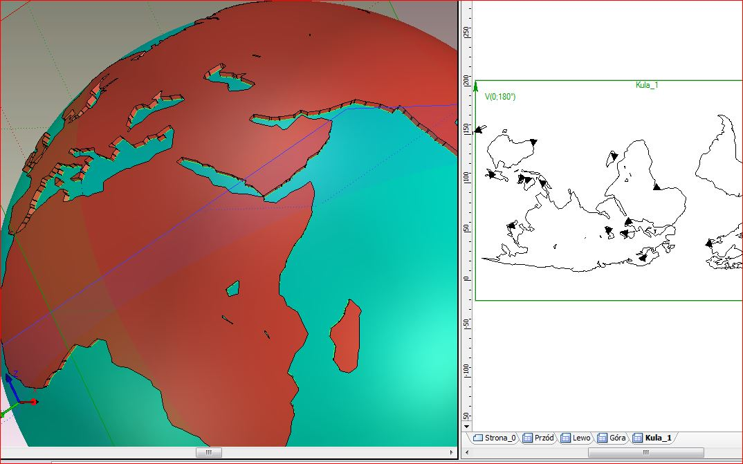 Tutorial how to make a model of the globe in the t flex cad 1 answer gumiabroncs Choice Image