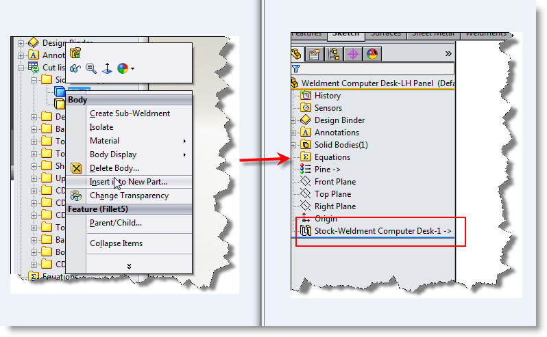 Save Individual Parts From Multi Body Part Grabcad Questions