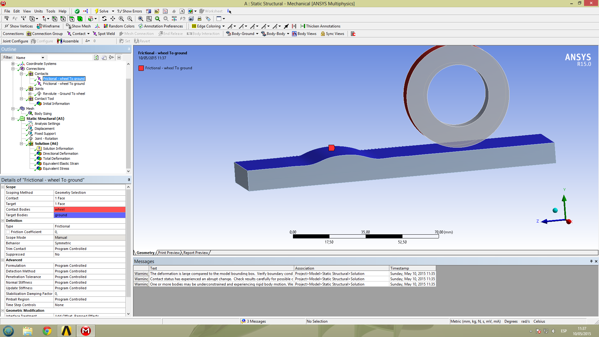 Ansys 14. 5-16. 0 tutorials, tutorial videos and training materials on.