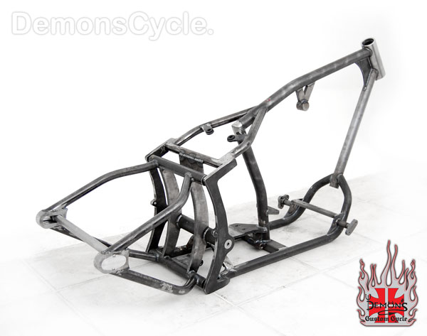 how to model a harley davidson softail frame in solidworks | GrabCAD ...