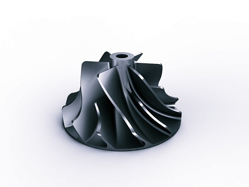 How to model Turbine Rotor in Solidworks? - GrabCAD