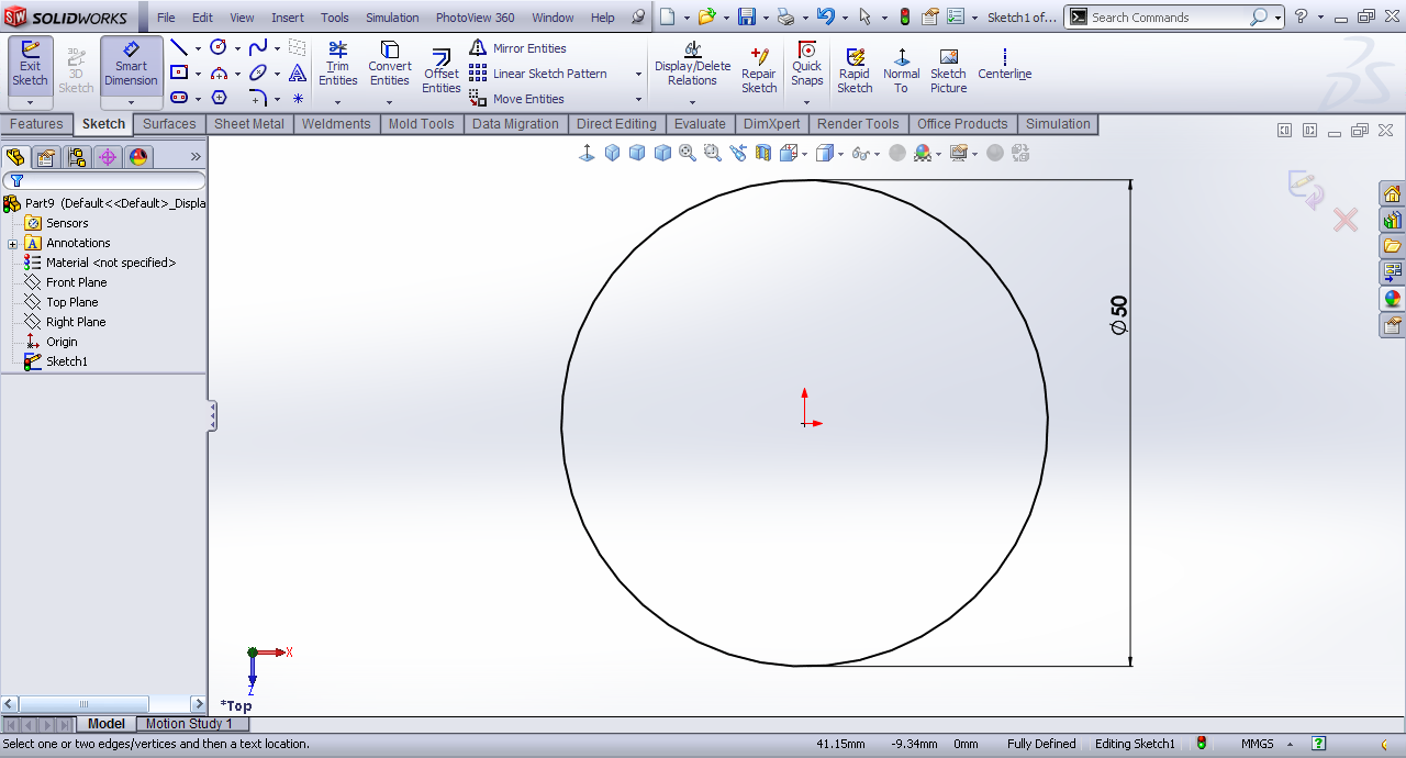Tutorial Modeling Pin Collar Universal Joint In Solidworks