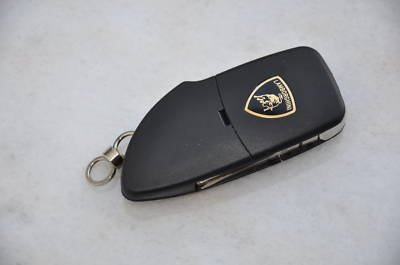 I Was Wondering How To Make A Lamborghini Key Using Inventor