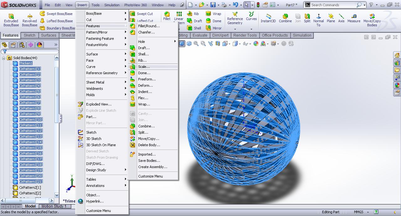 Tutorial - Magic Ball in SolidWorks? | GrabCAD Tutorials