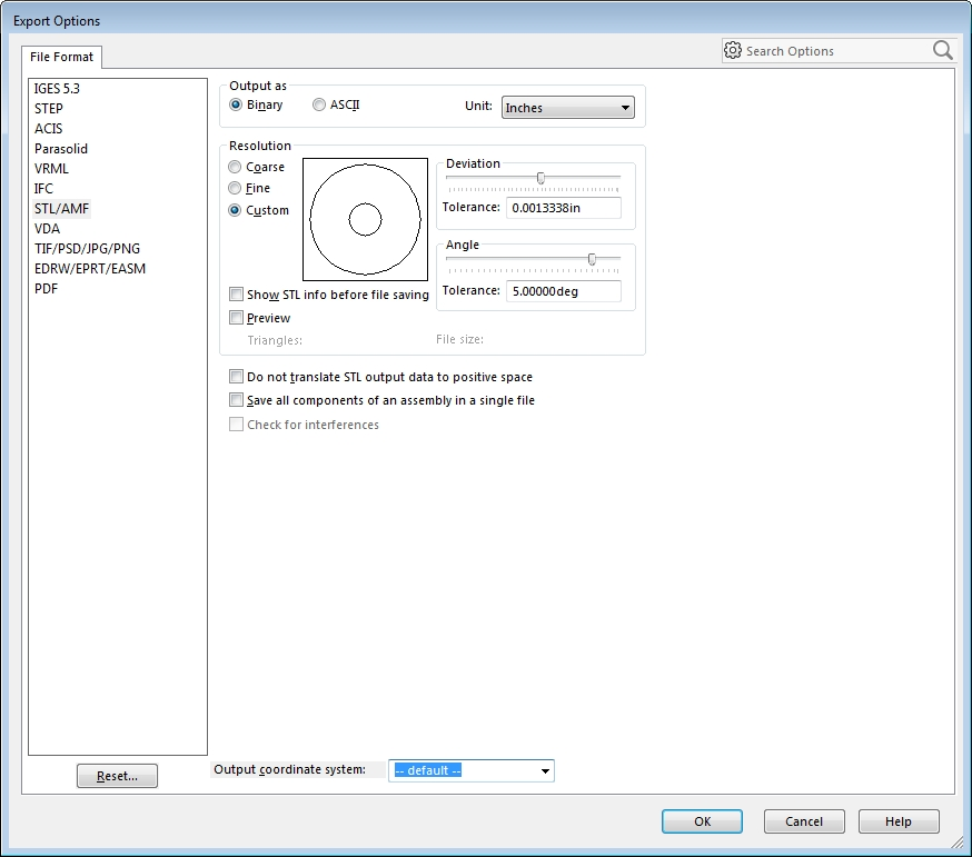 How to convert a CAD file to an STL file? | GrabCAD Questions
