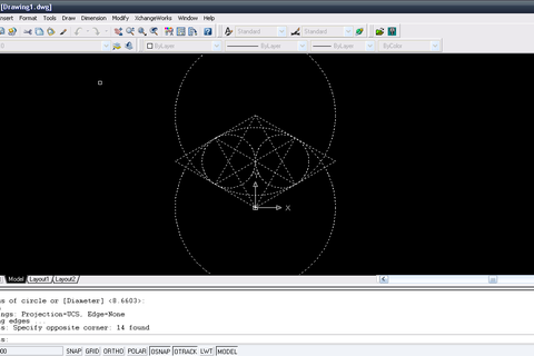 questions tutorial creating isometric circle view autocad
