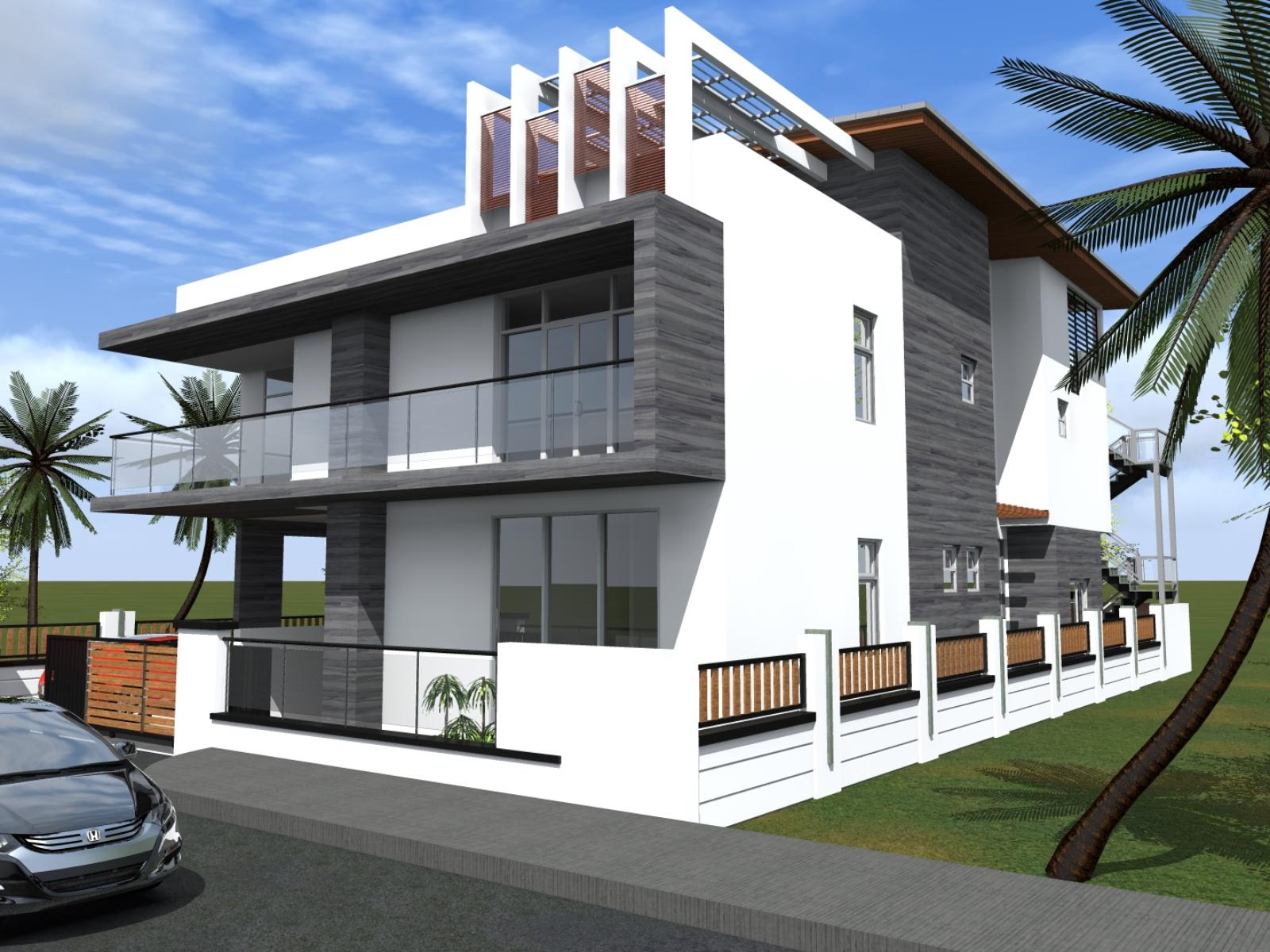 can anyone design me this kind of house in solidworks 2013 grabcad