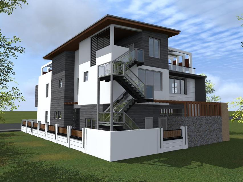 can anyone design me this kind of house in solidworks 2013
