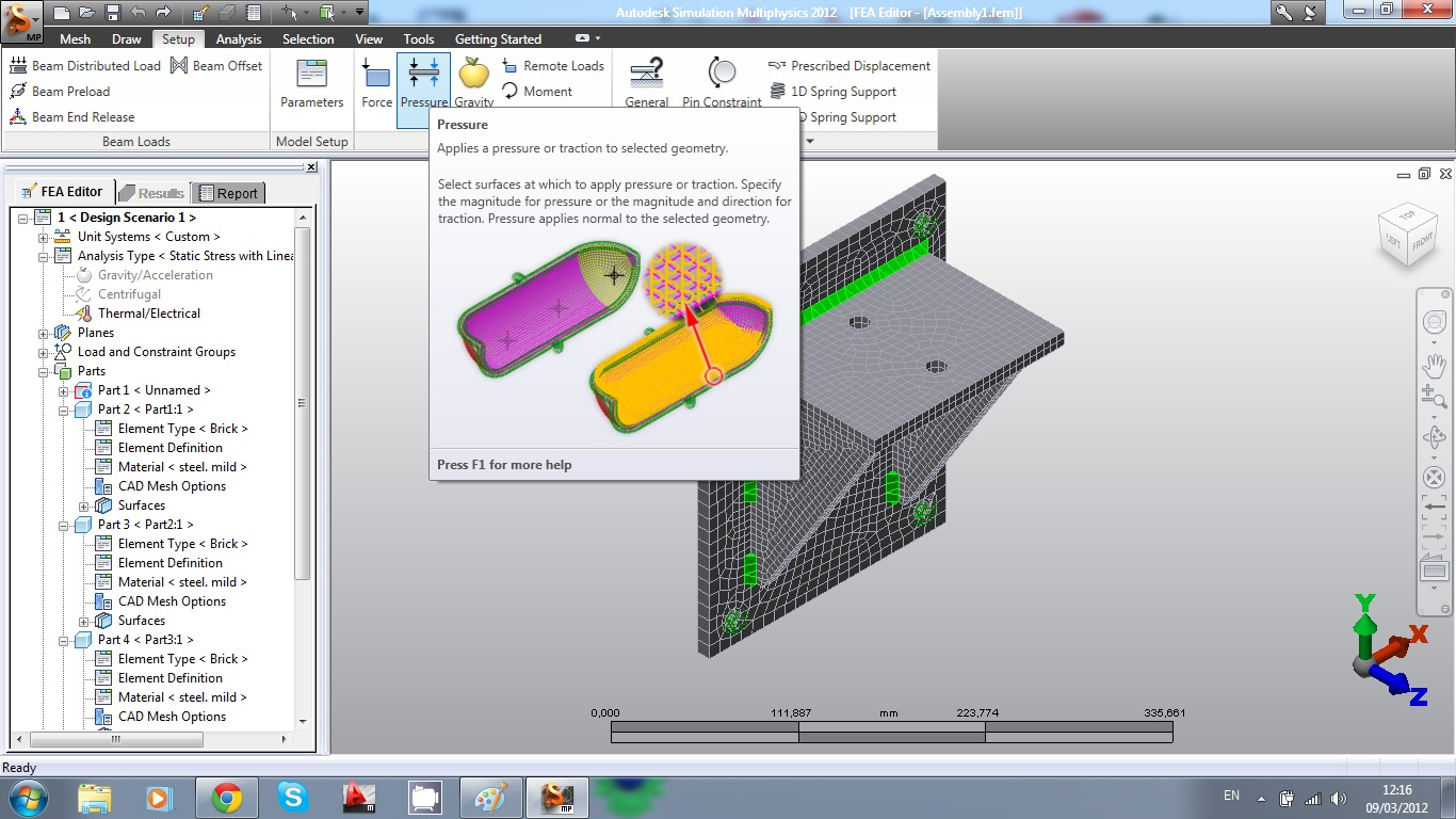 Tutorial - Stress Analysis in ALGOR? | GrabCAD Tutorials