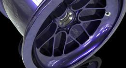 """FIA 2014 F1 Wheel Rim v7 13"""" (Front)"""