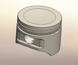 Piston for Ford Focus