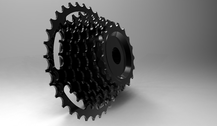 Bike chainrings