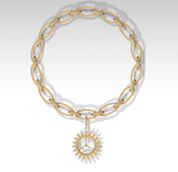 3d mechanical jewelry