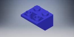 Lego Inverse Slant