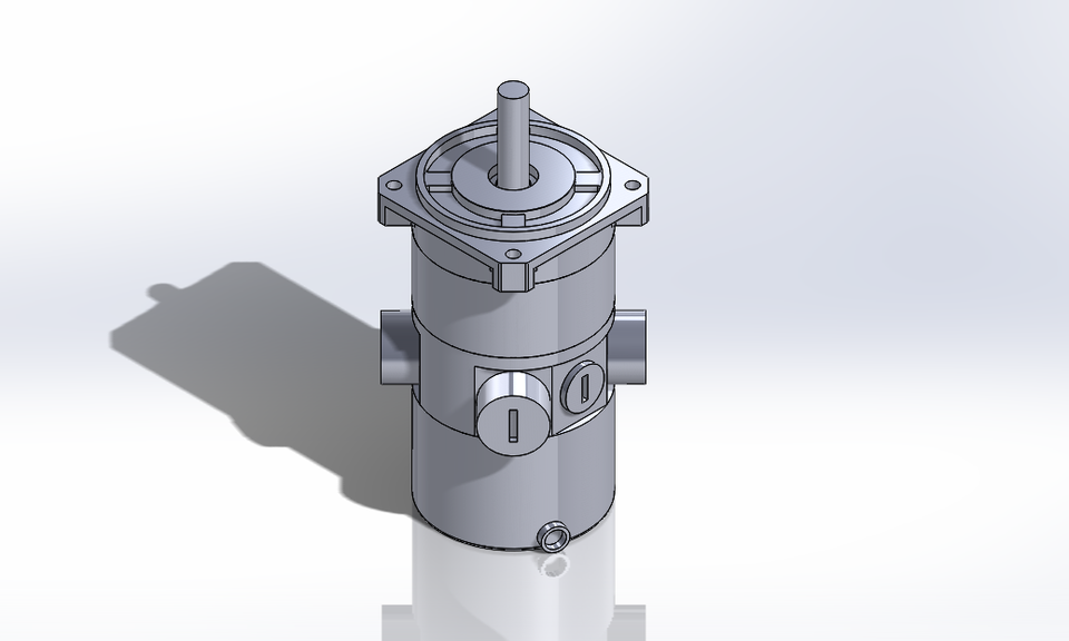 dc servo motor with encoder software