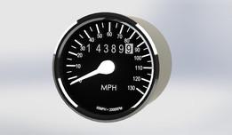 Speedometer-Motorcycle