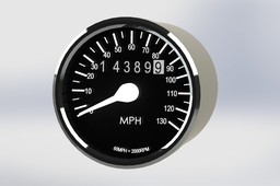 Speedometer-Motorcycle