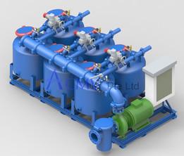 Sand Filtration System