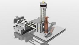CNC liquid dispenser ROBOT