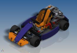 LEGO Technic - Race Kart (42048)