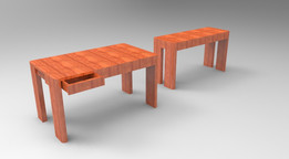 Compact Dining Table