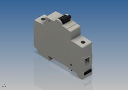 ABB Circuit Breaker S201U-K15-ABBG