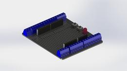 Sparkfun Proto Screw Shield for Arduino Uno