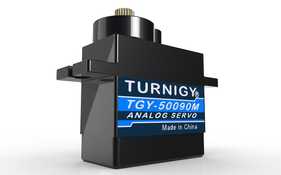Turnigy TGY-50090M Metal Gear 9g Analog Servo