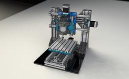 CNC Milling Machine 雕刻机