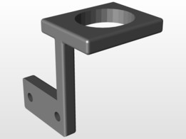 18mm inductive sensor holder