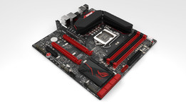 Asus Maximus VII Gene Micro ATX Motherboard Z97 LGA1150