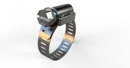 Abraçadeira dimensionável - clamp scalable