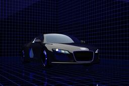 TRON_Audi R8