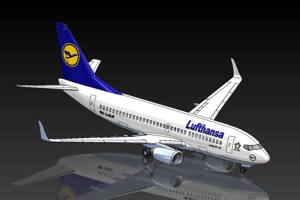 SOLIDWORKS, airplane - Most downloaded models | 3D CAD Model