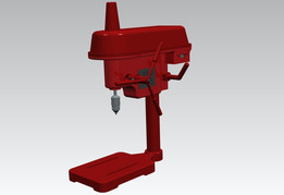 Drilling Machine Assembly..