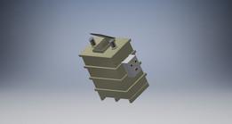 Tank for preparation electrolyte