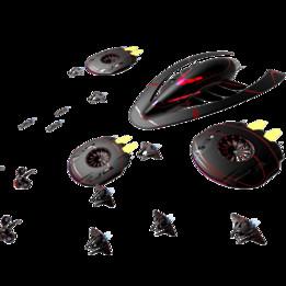 Flying armada