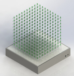NEW Design LED Cube